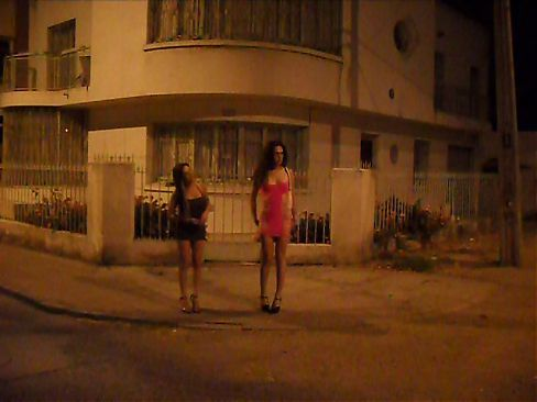 Street Prostitutes